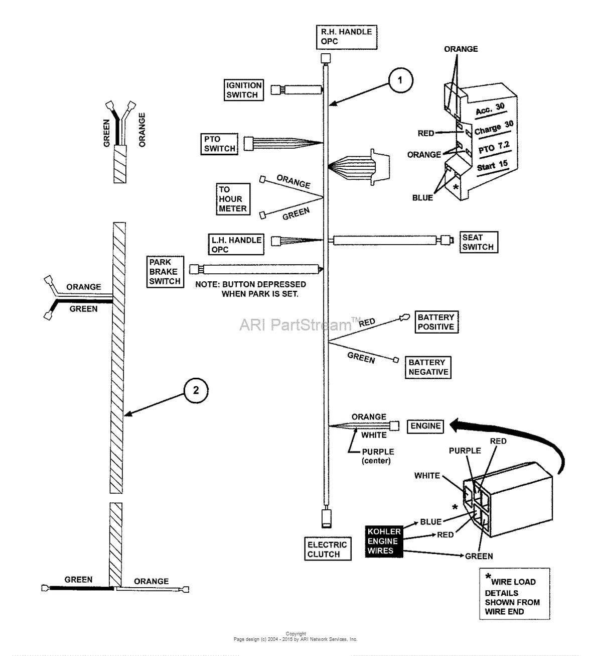 25 Hp Kohler Engine Wiring Schematic