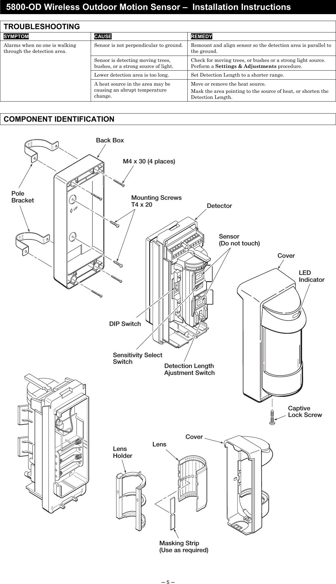 Security Lights Wiring Diagram