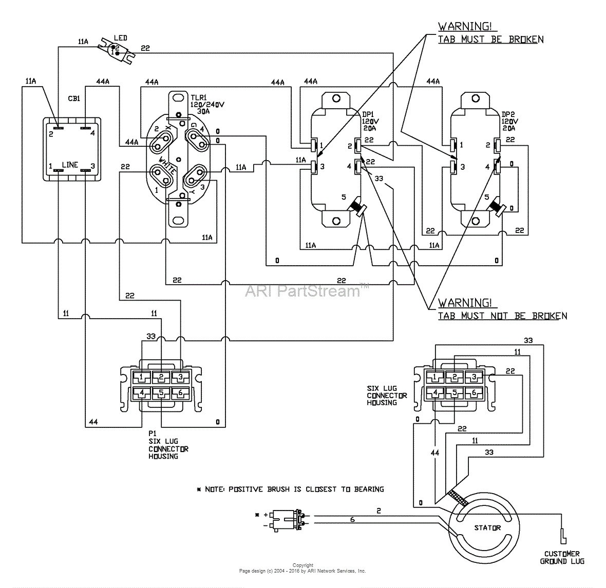 Briggs And Stratton Alternator Wiring Diagram Awesome