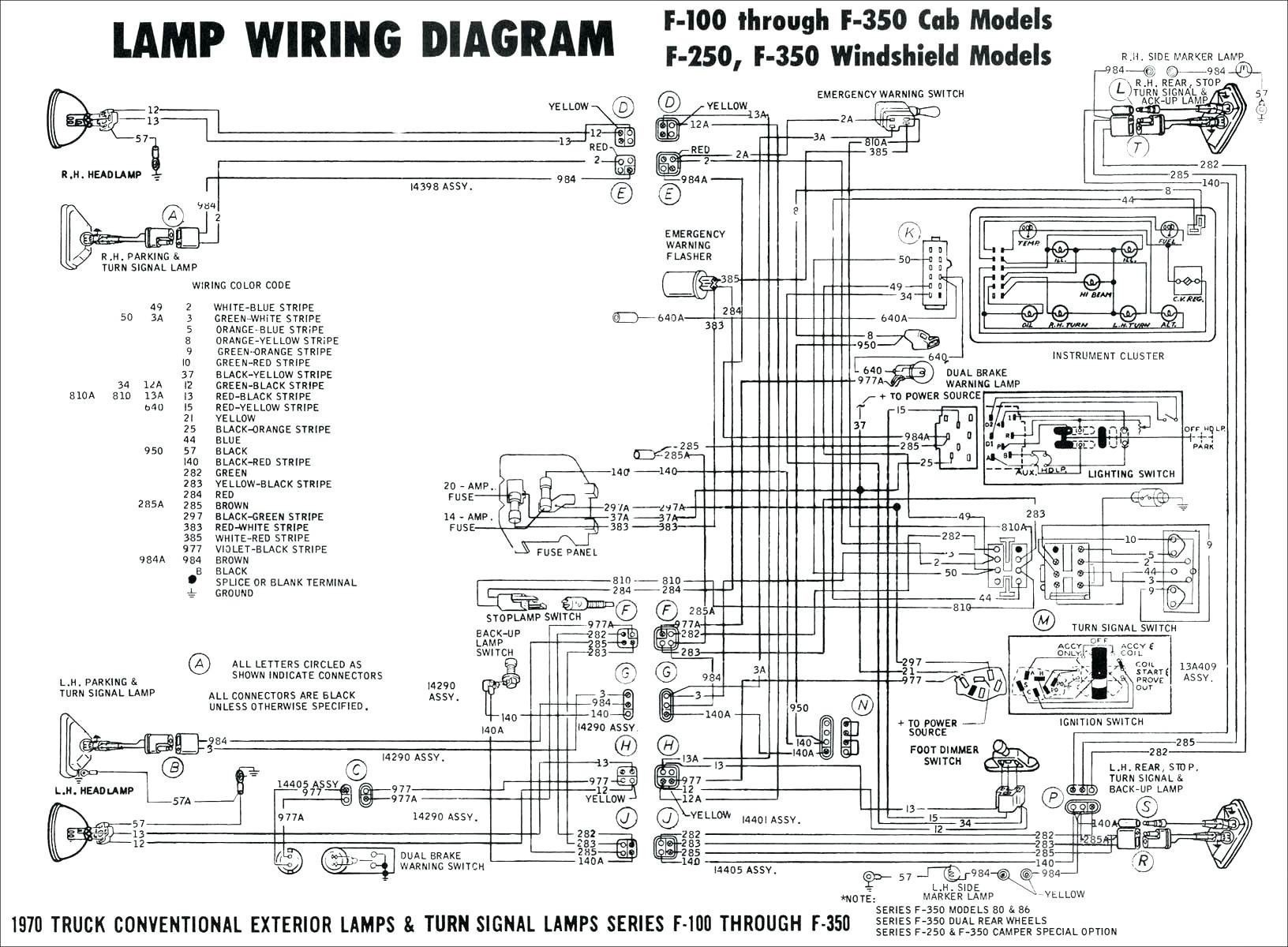 Power Tilt Wiring Diagram