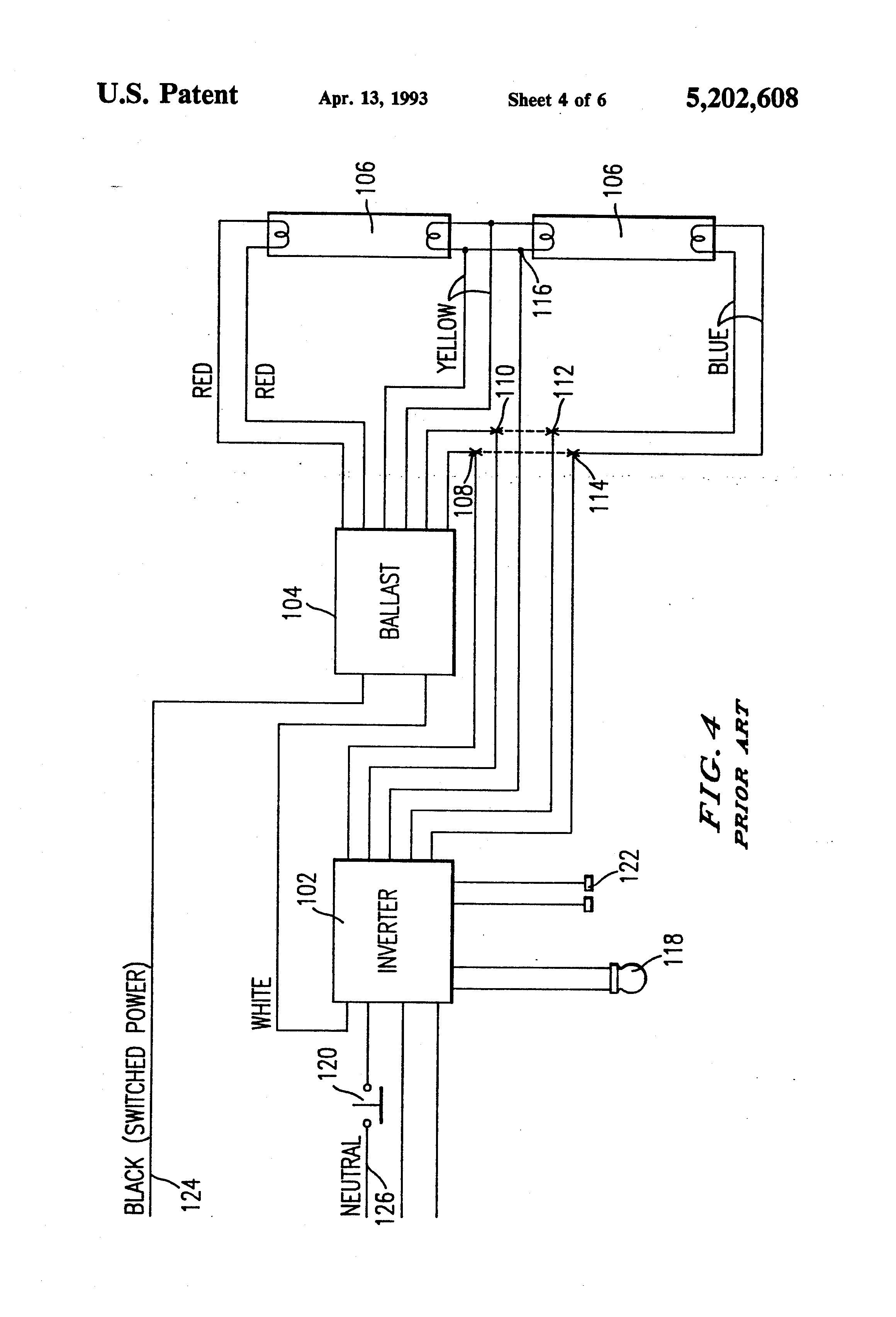 Philips Advance Ballast Wiring Diagram Awesome