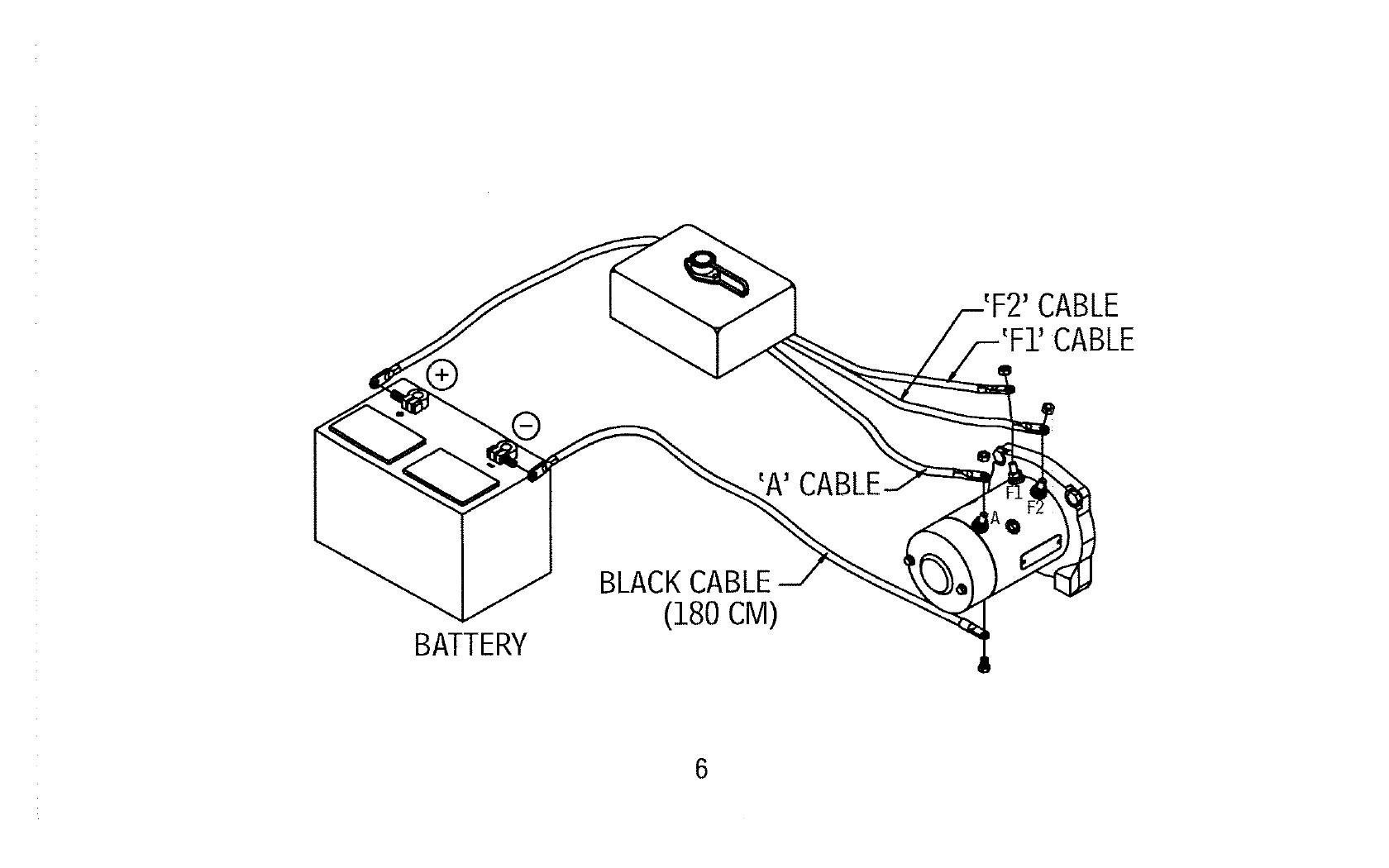 Warn Schematic