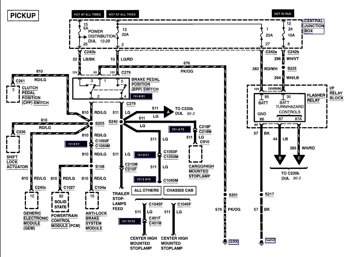 F350 Wire Diagram