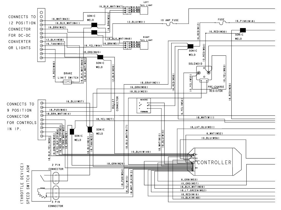 Club Car Voltage Regulator Wiring