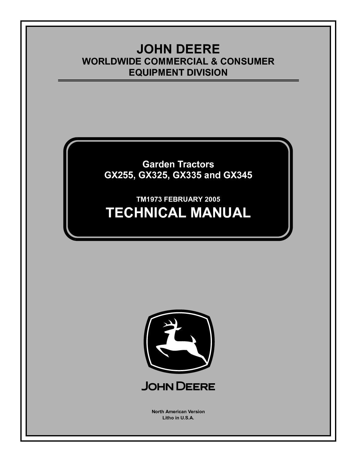 Gx345 Wiring Diagram