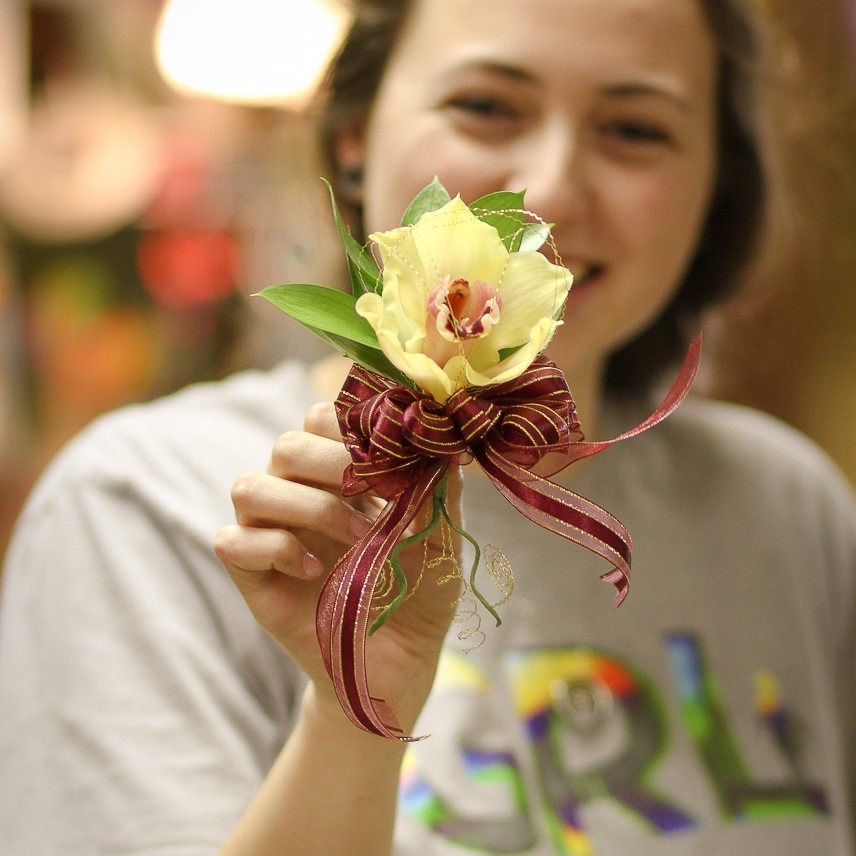 Prom Contest Winners { Anoka Twin Cities Flower Shop }