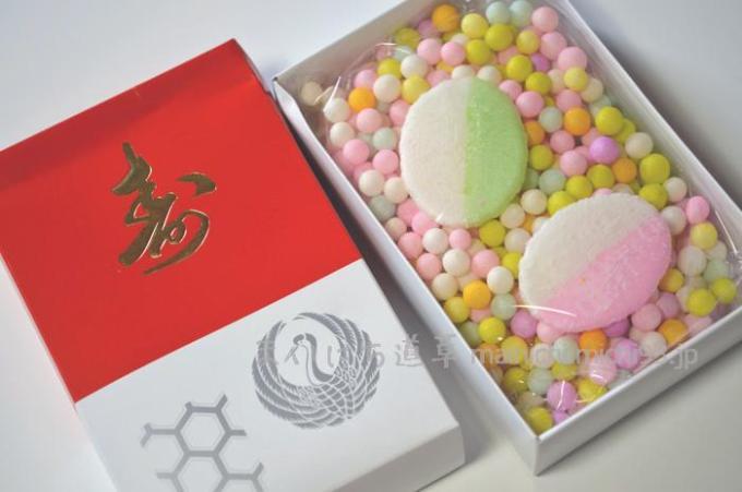 婚礼の伝統菓子「おいり」