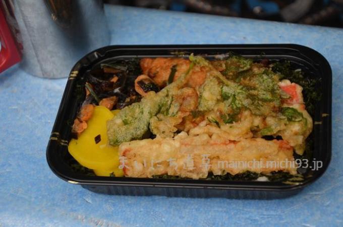 島海苔弁当