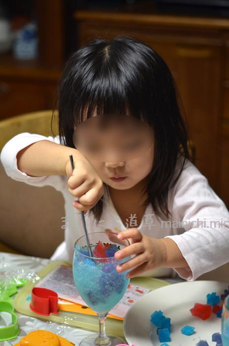二歳の次女も楽しく参加