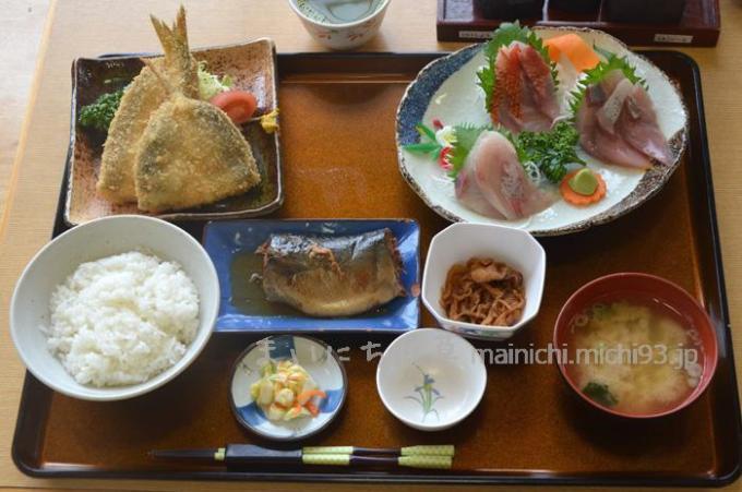 まんぷく定食1,400円