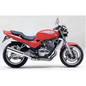 250cc不動の人気車バリオスってどんなバイク?中古価格の相場やインプレッション。