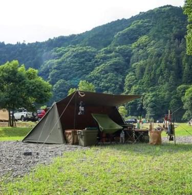白川渡オートキャンプ場を本音レビュー!設備や施設をブログで紹介!周辺の温泉情報も!