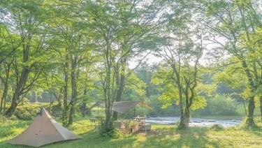 戸隠キャンプ場を本音レビュー!設備や施設をブログで紹介!周辺の温泉情報も!