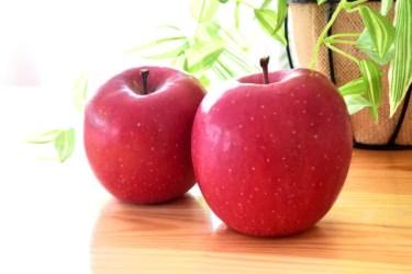 1日1個のりんごで医者いらずのことわざは本当?栄養価や効果はどれくらいある?