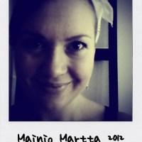 Muutama sana Martasta