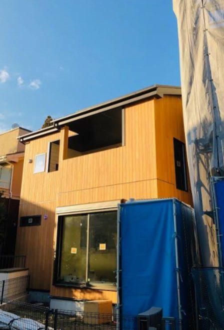 注文住宅の屋外面、塗装してもらった場所は?