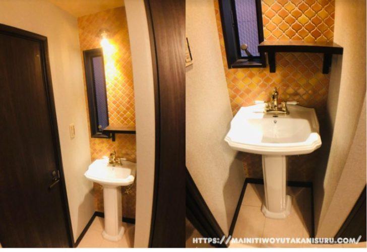 【入居前WEB内覧会】ホテルライクな1階セカンド洗面台