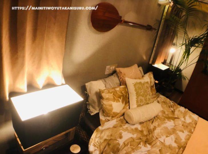 寝室照明計画の3つの工夫