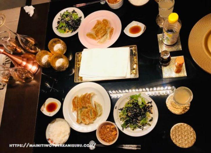 【注文住宅日記2020/3/2】先週のお弁当・夕食の献立