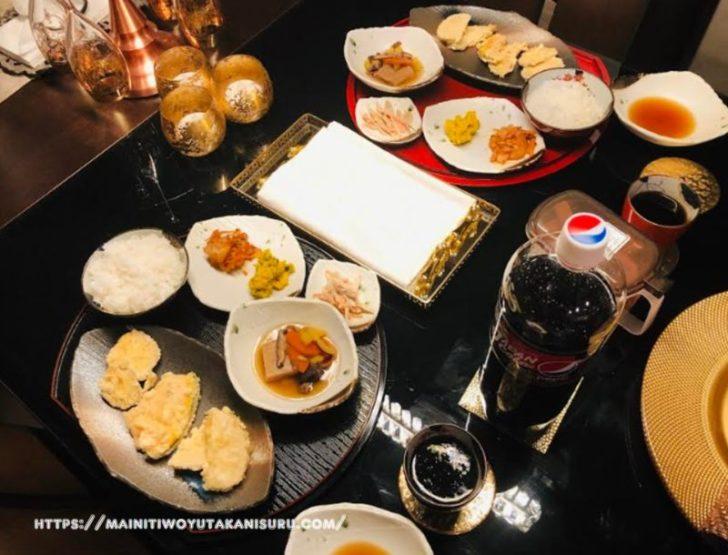 【注文住宅日記2020/4/20】先週の朝食・お弁当・夕食の献立