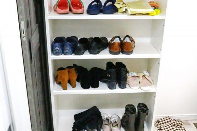 【質問回答】靴箱の臭いはどう?扉があるとやっぱり臭わないもの?