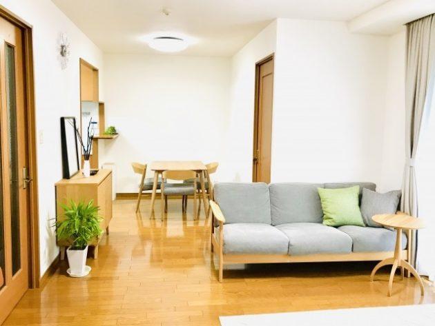 8畳の和室リビングが思ったより広く感じる理由