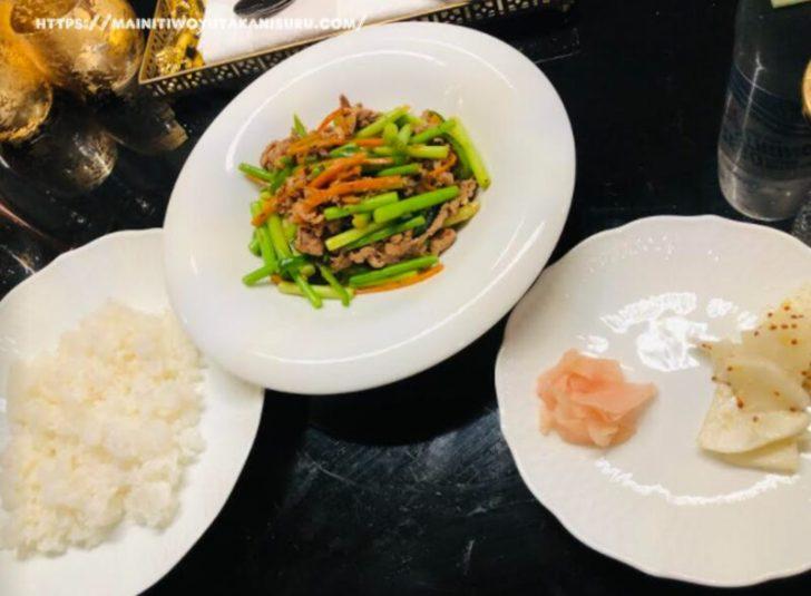 【注文住宅日記2021/5/10】ここ3週間の朝食・お弁当・夕食の献立