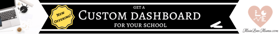Get a custom dashboard for your school