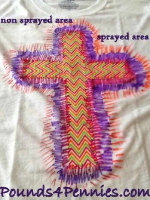 Sharpie Tie Dye Design
