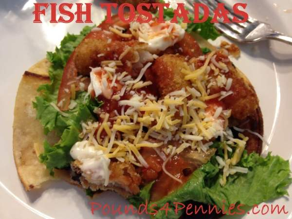 Fish Tostada Recipe