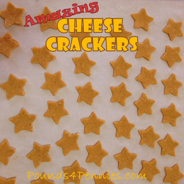 How to Make Crackers