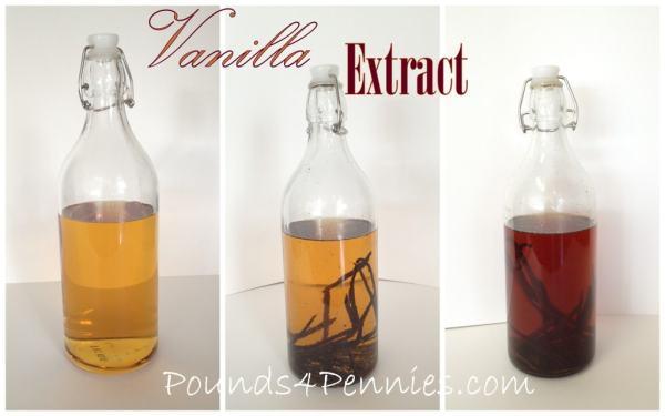 Vanillia Extract Recipe