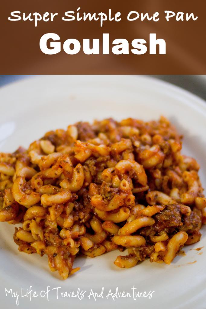 Healthy Meal Ideas goulash