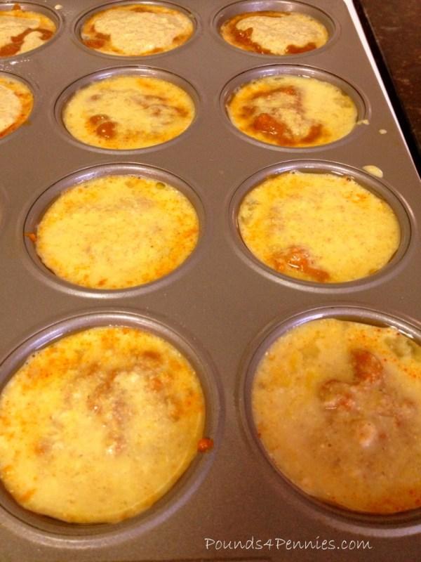 Easy Muffin Tin Recipe - Tamale Chili Cups #ad