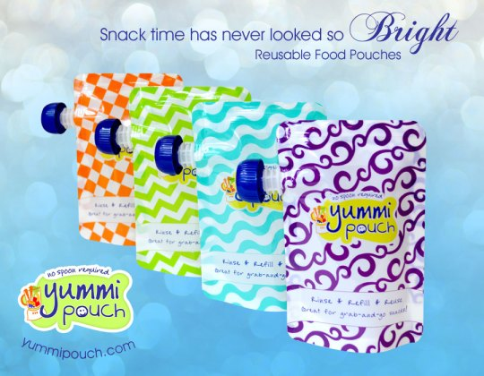 Bright Food Pouches