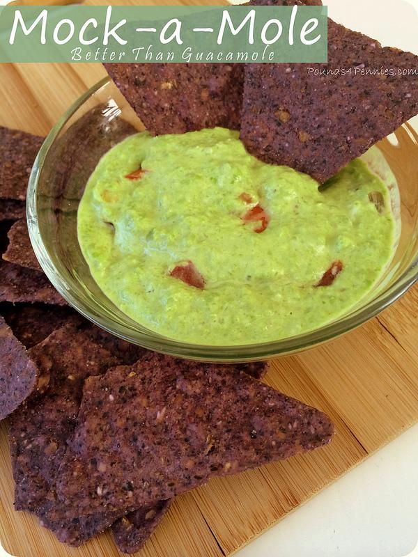 Mock a Mole dip recipe. Way better then guacamole. Healthy dip recipe.