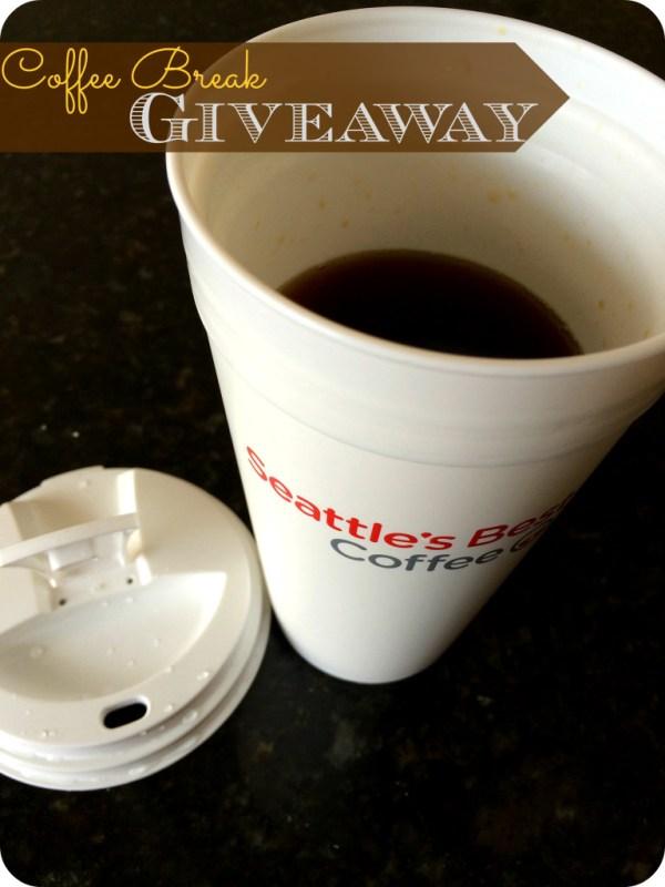 Coffee Break Giveaway