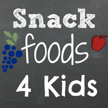 Good snack foods for kids