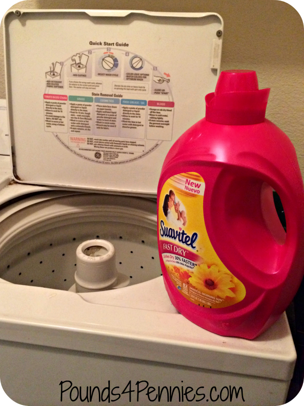 Suavitel Laundry Room