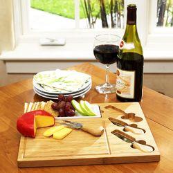 Picnic cheese tray
