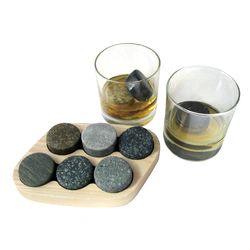 Sea-Stones-9-Piece-on-The-Rock-Granite-Chiller-Set