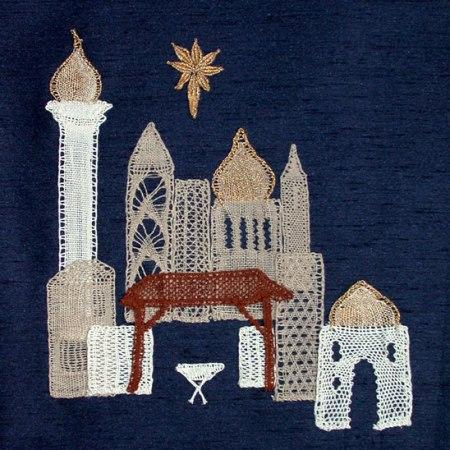 Bethlehem Town Lace Making Pattern