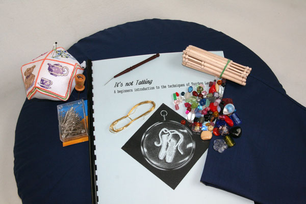 Beginners Lace Making Kit by Mainly Lace