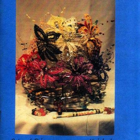 Fantasy Flowers - 8 Original Bobbin Lace Making Patterns