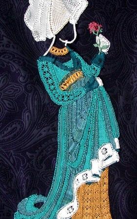 Guinavere - Lace Making Pattern