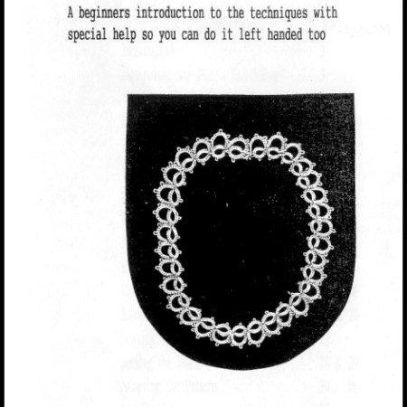 Oh yes it is Tatting - A beginners guide to Tatting
