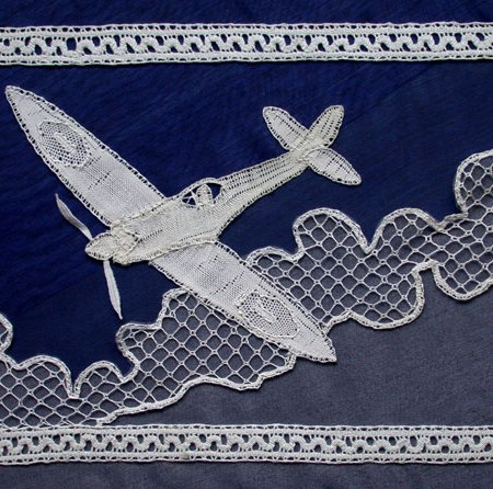 Spitfire - Lace Making Pattern