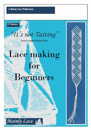 Lace making books