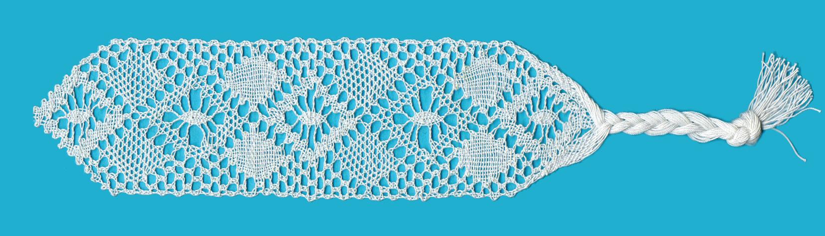 Free bobbin lace patterns.