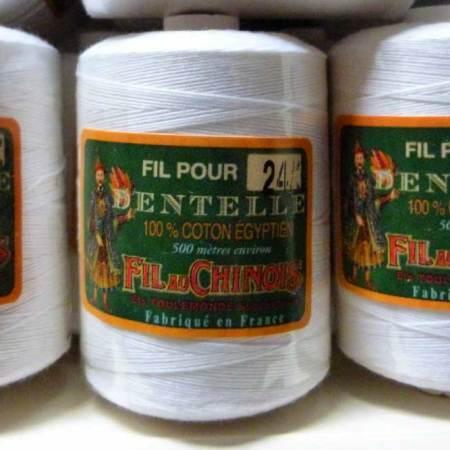 Fil Au Chinois Lace Thread